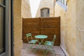 petite terrasse bordeaux