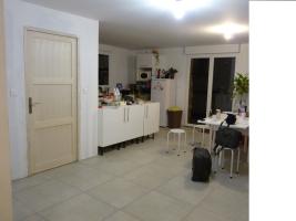 salle à manger et cuisine avant deco