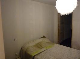chambre avant deco scandinave