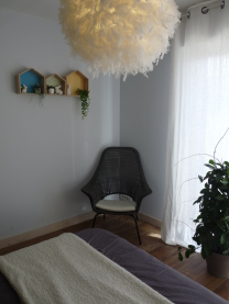 chambre parentale cocooning