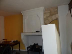 studio avant rénovation