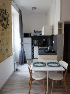 decoration studio espace cuisine