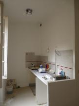 cuisine avant rénovation studio