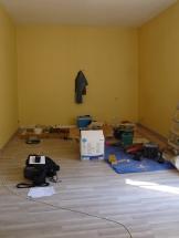 studio avant les travaux