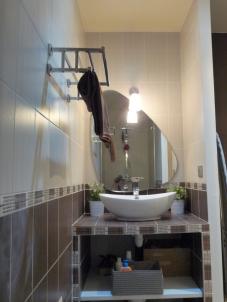 home staging salle d'eau parentale