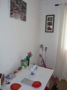 détails bureau home staging chambre petite fille