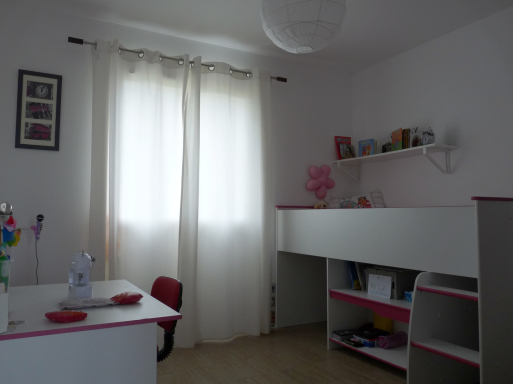chambre fille réalisation home staging