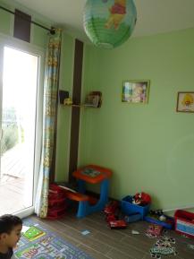 chambre petit garcon avant home staging